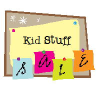 Kid Stuff Sale Logo